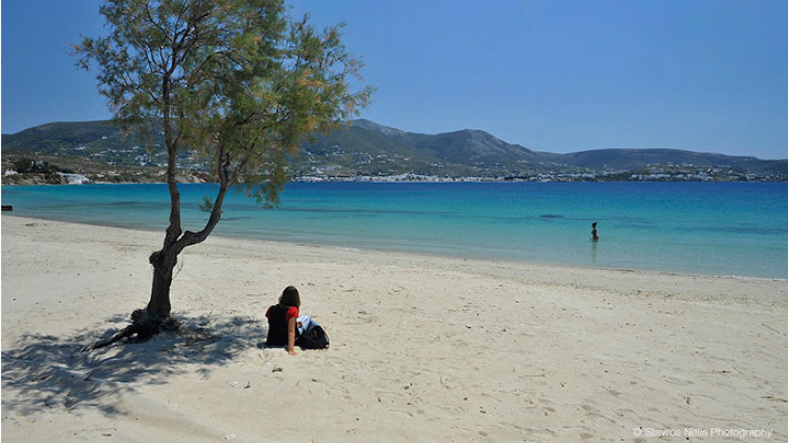 The Island of Kefalonia